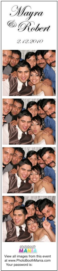 Mayra & Robert's Wedding